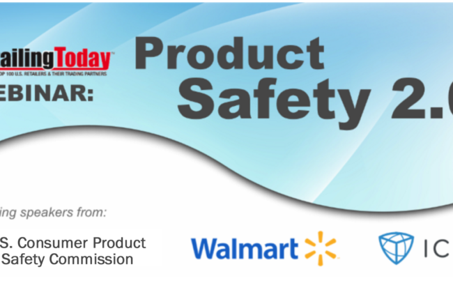 Walmart, CPSC Webinar: Winning the Product Safety Battle – Featured Image